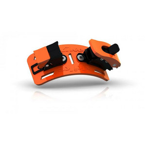 Buckle Plate orange for Skike vX Solo