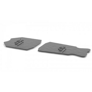 Rubber Foot Plate for Skike vX SOLO